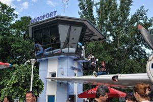 S-a inaugurat un nou punct de atracție al stațiunii Buziaș