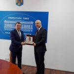 Ambasadorul Republicii Polone la București, în vizită la CJ Timiș