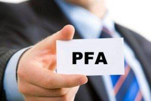 Anunț important pentru PFA