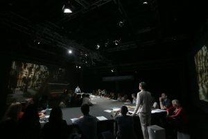 A început ediția a XXII-a a Festivalului European al Spectacolului Timișoara – Festival al Dramaturgiei Românești. FOTO
