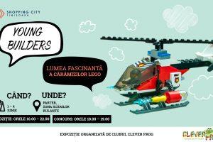 Unde pot evada copiii în fascinanta lume LEGO începând cu 1 iunie
