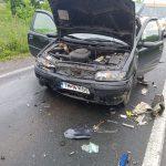 Accident pe Calea Torontalului: patru mașini lovite. Vezi câți oameni au ajuns la spital!