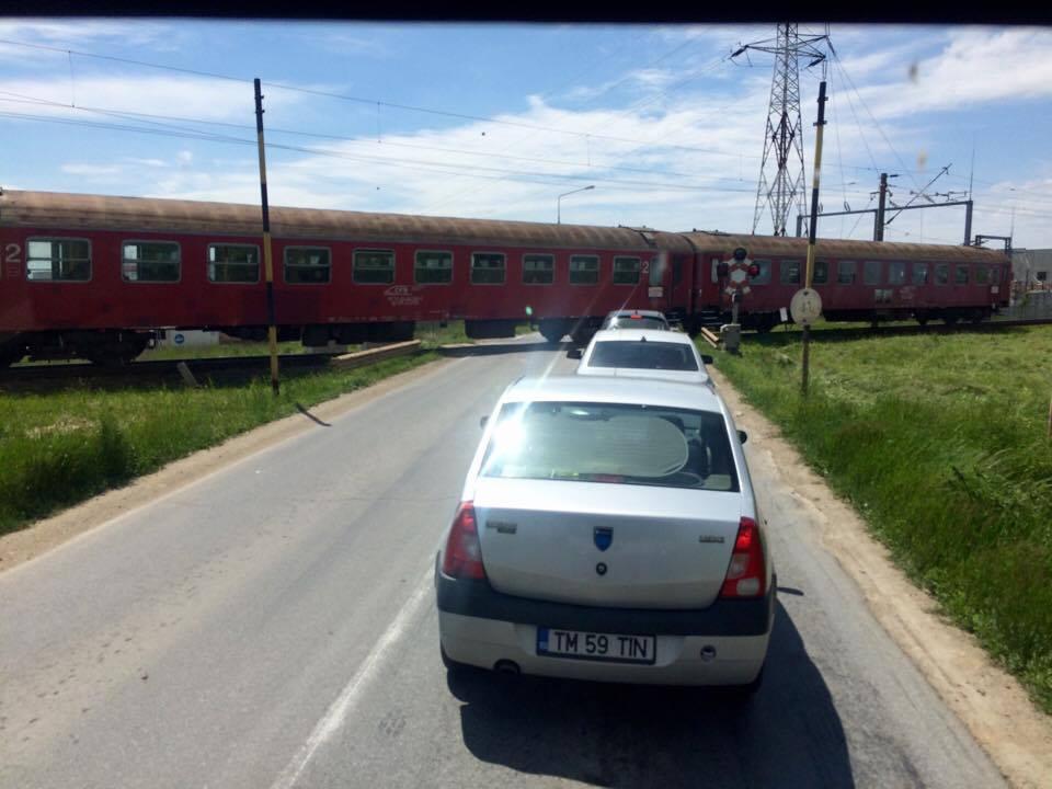 """Președintele ATOP, Traian Stancu: """"Bariere și semafoare, obligatoriu, la căile ferate din Timiș"""""""