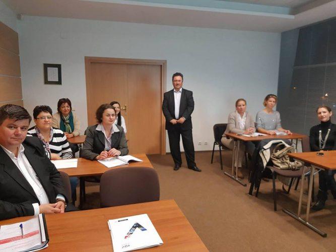 """Curs """"Auditor Intern al Sistemului de Management al Calității"""", la CCIA Timiș"""