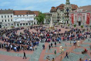 Timișorenii sunt invitați să citească un întreg volum în cadrul celei mai mari lecturi publice din România
