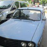 Sibian, prins la furat în parcarea de la Spitalul Județean