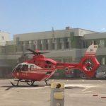 Elicopterul SMURD a intervenit pe Muntele Mic