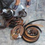 Marfă confiscată de Poliția Locală în Piețele Cârțan și 700