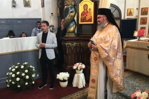 Timișenii, invitați la Zilele artei sacre de la Partoș