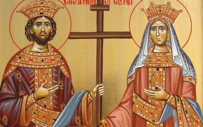 Sfinții Constantin și Elena: ce nu ai voie să faci azi