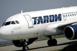 Tarom vinde bilete de la 60 de euro, pe destinațiile externe și 39 de euro, pe cursele interne