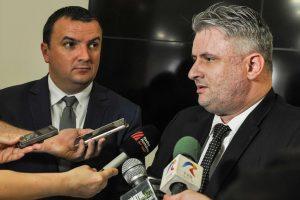 """Dragoș Titea: """"La Ministerul Transporturilor ușa noastră e deschisă și oricând Nicolae Robu poate să vină să discute"""""""