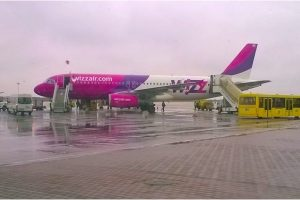 Wizz Air își suspendă activitatea de pe Aeroportul Internațional Timișoara