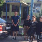 Cinci migranţi sirieni, ajutați să treacă ilegal frontiera. Cum a fost posibil