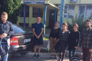 Trei cetăţeni din Kosovo și un sârb, opriţi la granița cu Serbia
