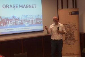 """Dezbaterea """"Orașe Magnet"""": Timișoara, una dintre cele mai dinamice aglomerări urbane"""