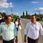 Locuitorii din Denta și-au ales primarul