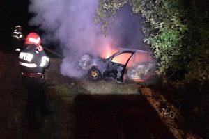 Misiuni dificile pentru pompierii cărășeni. Unde au acționat aceștia