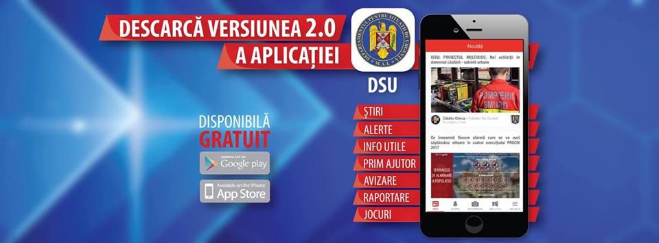 ISU: Aplicația DSU, îmbunătăţită