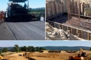 Stadiul lucrărilor pe Autostrada 1 Lugoj-Deva