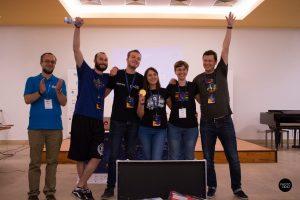Peste 400 de programatori prezenți la HackTM 2017