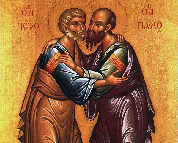 Sfinții Apostoli Petru și Pavel. Obiceiuri și tradiții