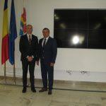Șeful CJ Timiș și Consulul Serbiei, discuții despre potențialul județului