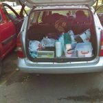 Ce amendă a primit un timişean care vindea lapte direct din portbagaj într-o piaţă volantă