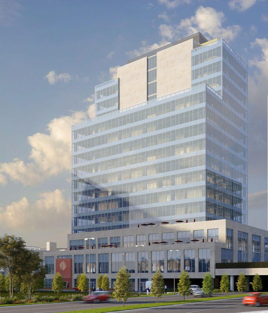 Compania Iulius a început lucrările la cea de-a treia clădire de birouri din ansamblul Openville