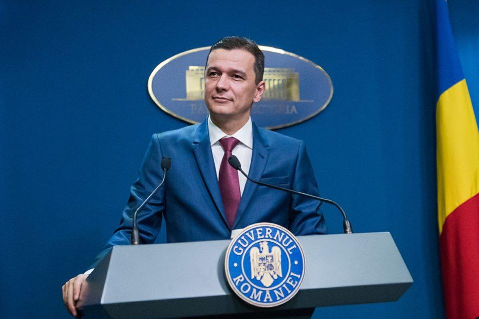 Grindeanu și-a luat ADIO de la funcția de premier. Ce i-a transmis noului prim ministru