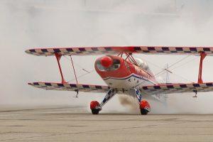 Transport gratuit pentru spectatorii mitingului aerian de sâmbătă
