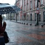 Cod galben de ploi abundente în Timiş şi Caraş-Severin