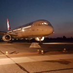 Incident pe aeroportul Henri Coanda, A321 Turkish Airlines