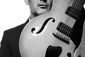 Austria String Trio, Benjamin Schmid, Geige, Florian Eggner, Cello, Wolfgang Muthspiel, Gitarre, Portrait, Mischa Nawrata
