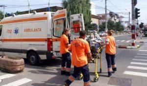 România se topește: Solicitări pe bandă rulantă la ambulanță în ultimele zile, din cauza caniculei