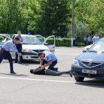 Bărbat prins de polițiști. Ce infracțiune a comis