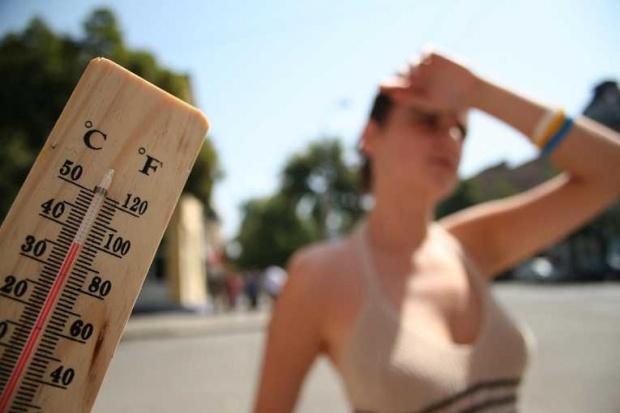 Temperaturi caniculare în zona de vest