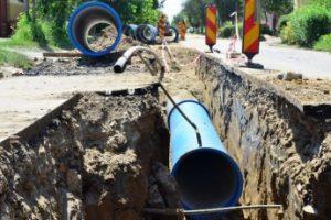 Program intensiv de spălare a rețelei de apă în Sânnicolau Mare