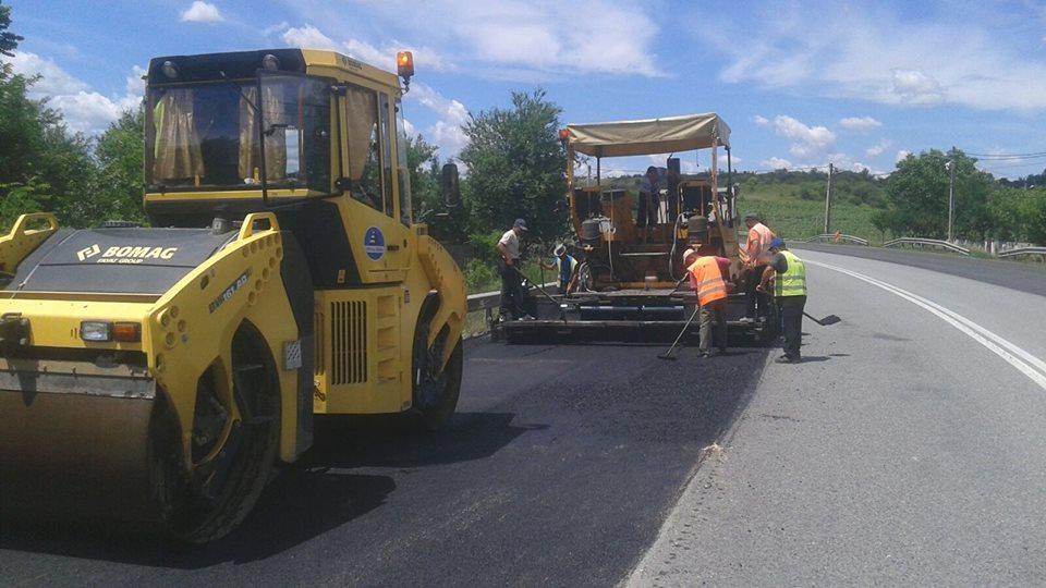 Tronsonul Orăştie – Sibiu, lucrări de reparaţii. Trei luni de restricții de circulație