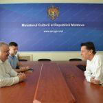 România și Republica Moldova continuă colaborarea în domeniul culturii