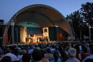 Festivalul de Operă și Operetă din Parcul Rozelor nu va mai avea loc la finele lunii