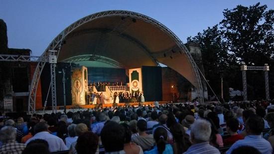 Anunţ pentru melomani! A fost făcut public orarul de la Festivalul de operă și operetă în aer liber din Parcul Rozelor