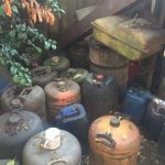 Peste zece mii de țigări netimbrate, 235 litri de alcool și 5000 litri combustibil (motorină), confiscate de la contrabandiștii din Făget
