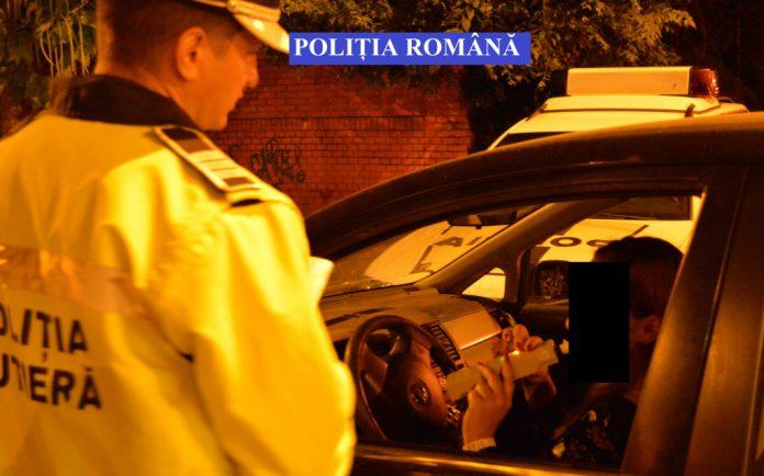 Dosare penale pentru șoferii prinși băuți la volan