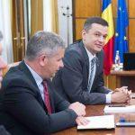 Premierul Grindeanu, discuții cu vicepremierul bulgar despre modalitățile de cooperare