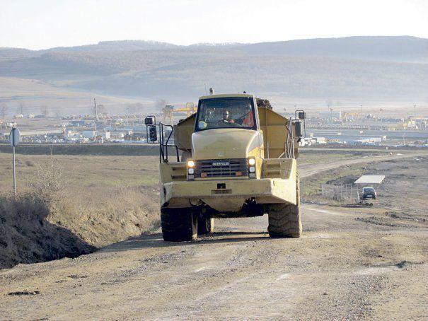 Vin bani pentru un lot din Autostrada Transilvania, lucrare estimată a se finaliza în decembrie