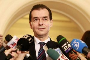 Klaus Iohannis a făcut anunţul: Ludovic Orban este noul premier