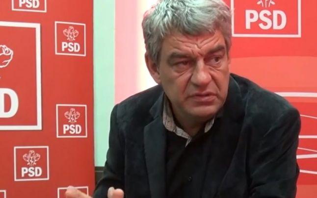 Mihai Tudose este propunerea PSD pentru funcția de premier
