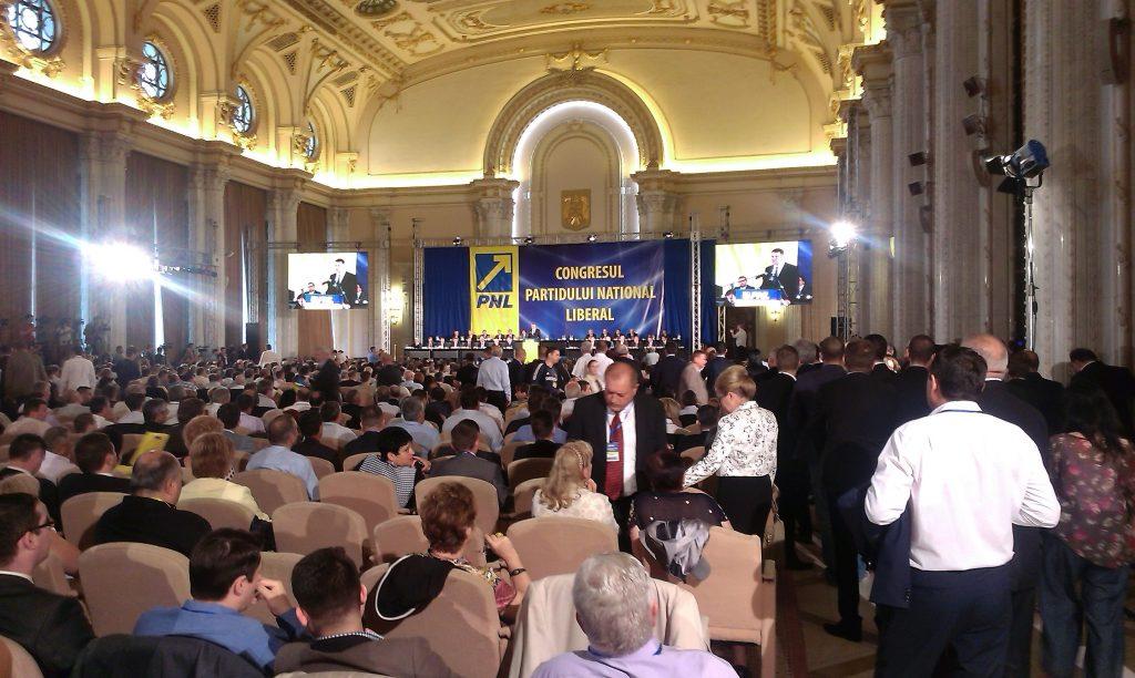 PNL își alege președintele