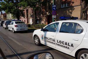 Polițiștii locali, la pas prin cartierele Timișoarei. Ce probleme sunt în Kuncz, Plopi și Buziașului?
